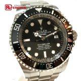 ROLEX ロレックス 126660 メンズ腕時計 シードゥエラー ディープシー 腕時計 SS シルバー メンズ 未使用 中古