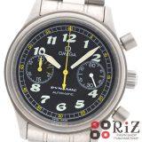 OMEGA (オメガ) ダイナミック クロノグラフ 時計 自動巻き/メンズ ブラック 5240.50 B:中古品 中古 海外発送可