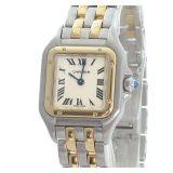 カルティエ Cartier パンテール W25029B6レディース腕時計 ステンレスxイエローゴールド 中古 A品