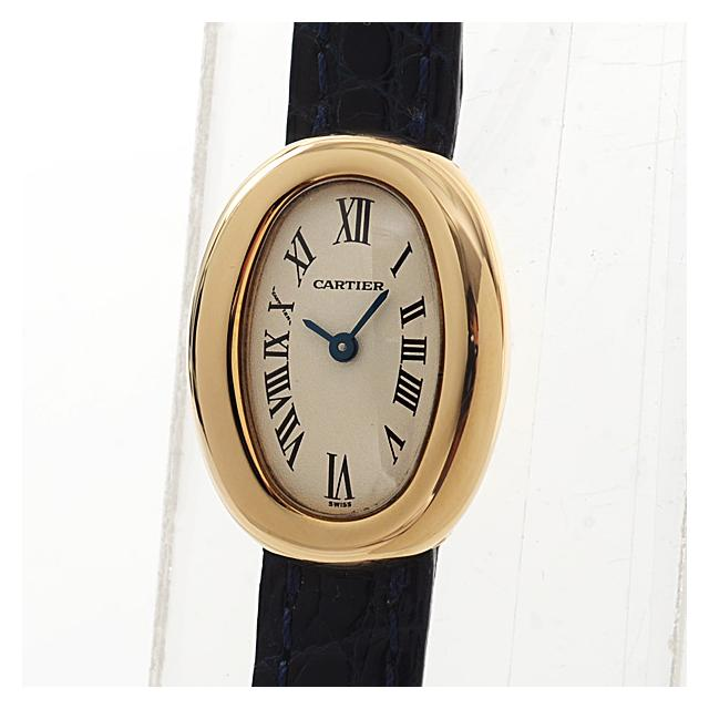 cheap for discount 5a26b d1f94 カルティエ Cartier ミニベニュワール W1510956レディース腕時計 ...