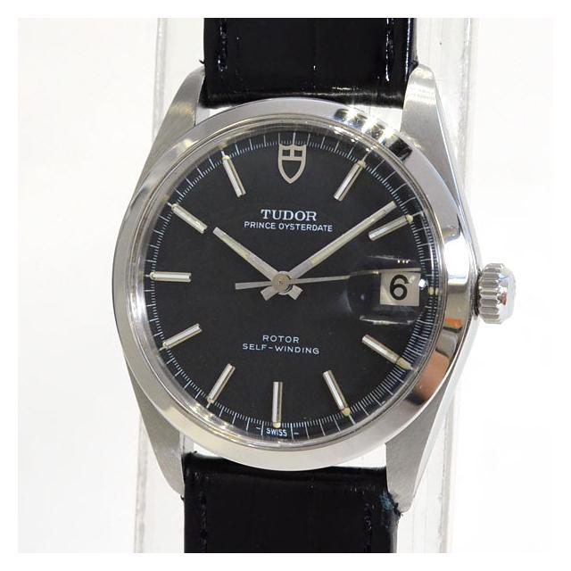 チュードル TUDOR プリンス オイスターデイト 9050/0ボーイズ腕時計 ステンレス 中古 A品