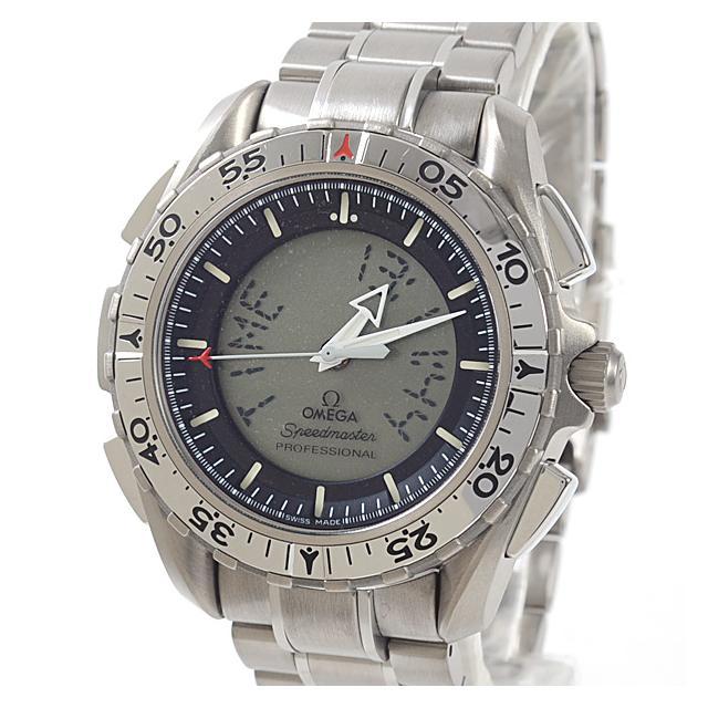 オメガ OMEGA スピードマスタープロフェッショナル X-33 3290-50メンズ腕時計 チタニウム 中古 A品