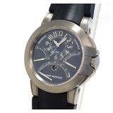 ハリーウィンストン Harry Winston オーシャン プロジェクトZ1 400/MCRA44ZC.Aメンズ腕時計 ザリウム 中古 A品