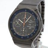 アイダブリュシー IWC ポルシェデザイン チタニウムクロノグラフ 3702メンズ腕時計 チタニウム 中古 A品
