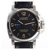 パネライ PANERAI ルミノールマリーナ 1950 3デイズ アッチャイオ PAM01312メンズ腕時計 ステンレス 中古 A品