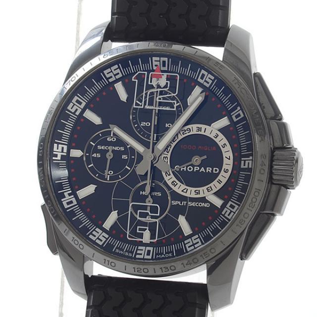 ショパール Chopard 16/8513-3002 ミッレミリアGTXL メンズ腕時計 ステンレス 中古 A品
