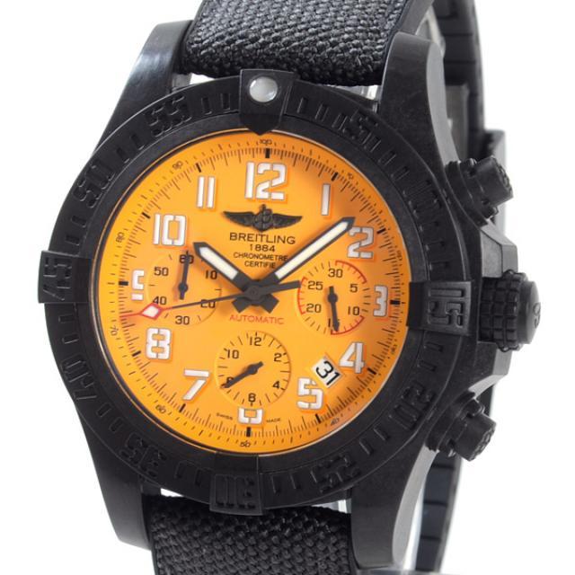 ブライトリング BREITLING アベンジャー ハリケーン 12H X114I33ARXメンズ腕時計 チタニウム 未使用品