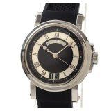 ブレゲ Breguet マリーン・ラージデイト 5817ST/92/5V8メンズ腕時計 ステンレス 中古 A品