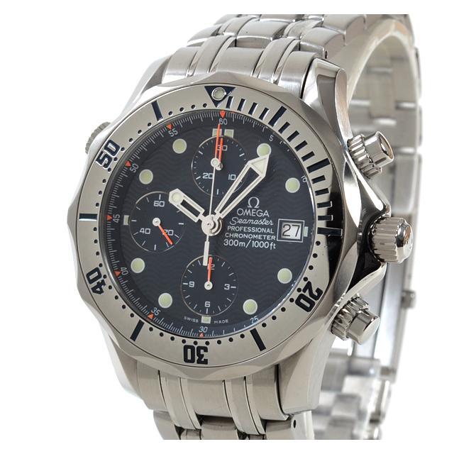 オメガ OMEGA シーマスタークロノグラフ 2598.8メンズ腕時計 ステンレス 中古 A品