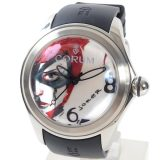 コルム CORUM バブル ジョーカー 082.310.20/0371 JO01メンズ腕時計 ステンレス 未使用品