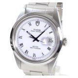 チュードル TUDOR プリンス オイスターデイト 74100メンズ腕時計 ステンレス 中古 A品