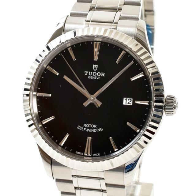 チュードル TUDOR チュードル スタイル 41 12710メンズ腕時計 ステンレス 未使用品