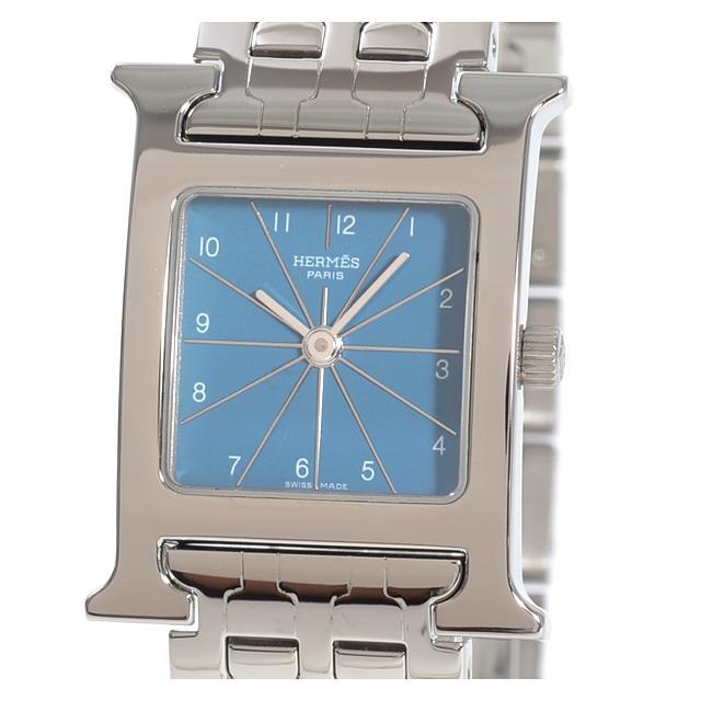 エルメス HERMES Hウォッチ HH1.210レディース腕時計 ステンレス 中古 A品