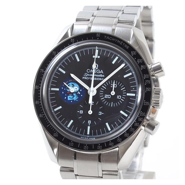 オメガ OMEGA スピードマスタープロフェッショナルスヌーピーアワード 3578-51メンズ腕時計 ステンレス 中古 A品