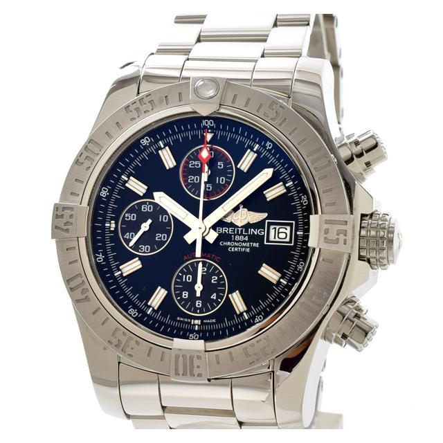 ブライトリング BREITLING アベンジャー A1338111/BC32メンズ腕時計 ステンレス 中古 A品