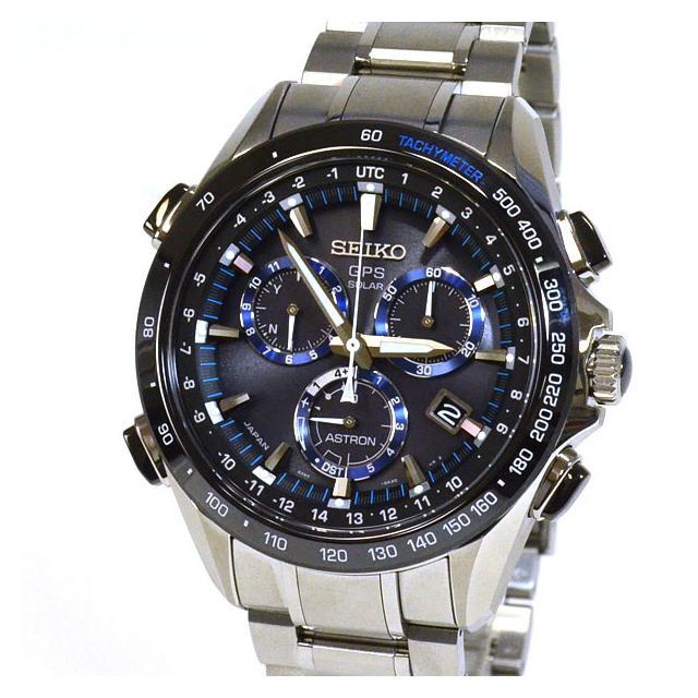 セイコー SEIKO アストロン SBXB099メンズ腕時計 チタニウム 中古 A品
