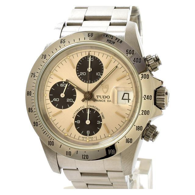チュードル TUDOR クロノタイム 79280メンズ腕時計 ステンレス 中古 A品