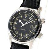 ロンジン LONGINES レジェンドダイバーデイト L3.674.4.50.0メンズ腕時計 ステンレス 未使用品