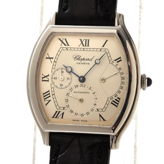 ショパール Chopard メンズ腕時計 メンズ腕時計 ホワイトゴールド 中古 A品