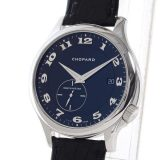ショパール Chopard ツイストテック 161888-1003メンズ腕時計 ホワイトゴールド 中古 A品