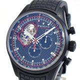 ゼニス ZENITH エルプリメロ クロノマスター ブリット 24.2160.4063/28.R515メンズ腕時計 アルミニウム 中古 A品