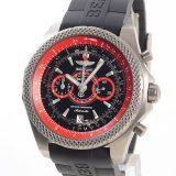 ブライトリング BREITLING ベントレー スーパースポーツ ライトボディ E275B62WBDメンズ腕時計 チタニウム 中古 A品