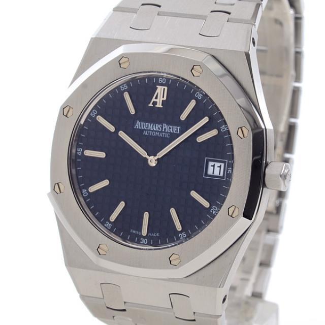 オーデマピゲ AUDEMARS PIGUET ロイヤルオーク ジャンボ 15202ST.OO.0944ST.02メンズ腕時計 ステンレス 中古 A品