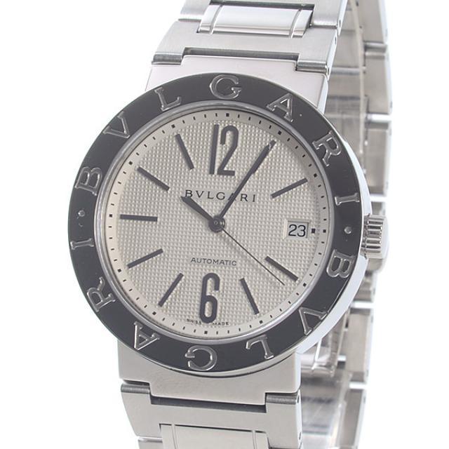 ブルガリ BVLGARI ブルガリブルガリ BB38WSSDメンズ腕時計 ステンレス 中古 A品