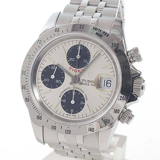 チュードル TUDOR クロノタイガー 79280Pメンズ腕時計 ステンレス 中古 A品