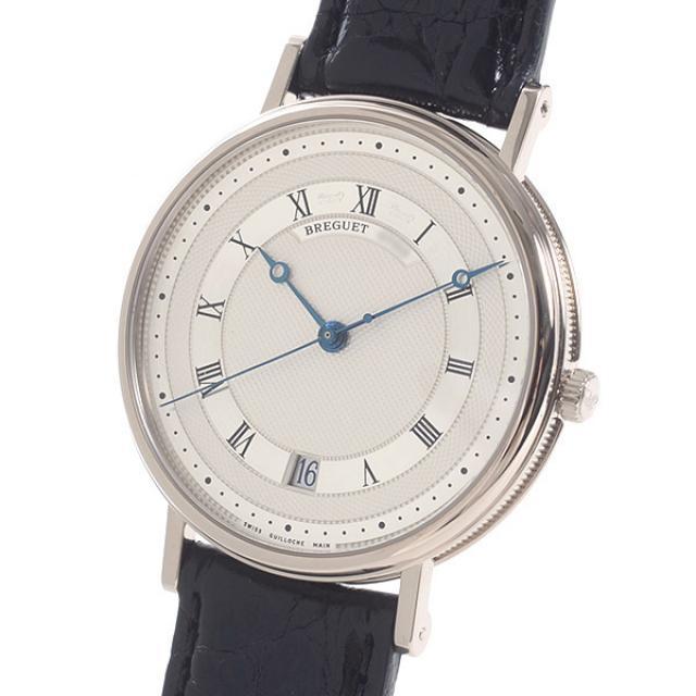 ブレゲ Breguet クラシック 5930BA/12/984メンズ腕時計 ホワイトゴールド 中古 A品