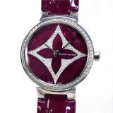 ルイヴィトン LOUISVUITTON スターPM Q12MFBレディース腕時計 ステンレス 中古 A品
