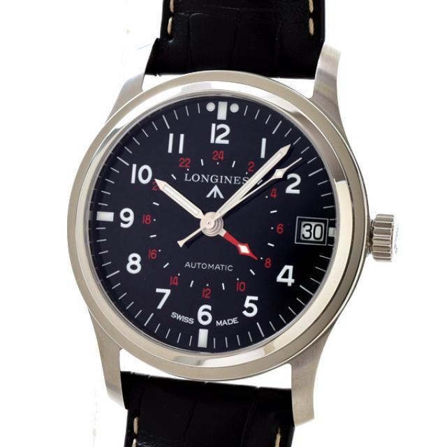 ロンジン LONGINES ヘリテージ アヴィゲーション L2.831.4.53.2メンズ腕時計 ステンレス 未使用品