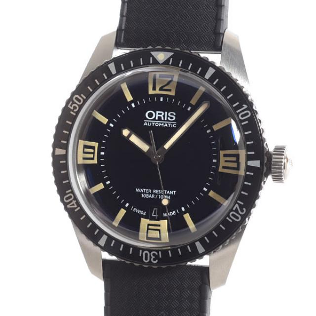 オリス ORIS ダイバーズ65 733/7707/4064Rメンズ腕時計 ステンレス 未使用品