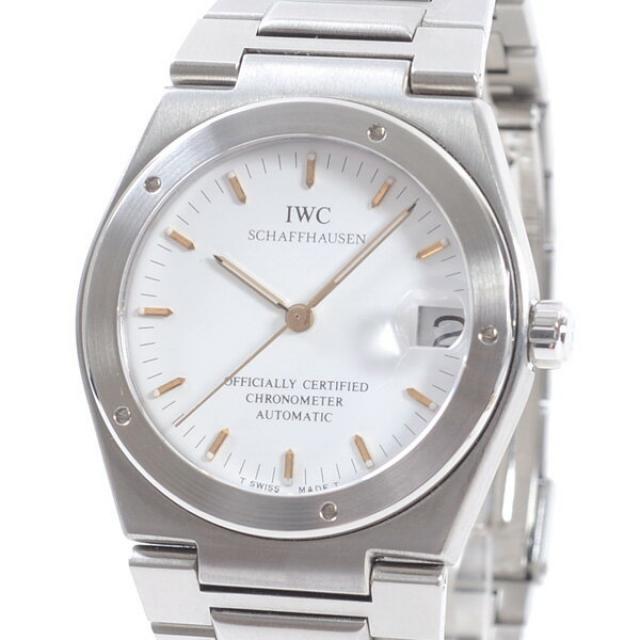 アイダブリュシー IWC インヂュニア 3521-001メンズ腕時計 ステンレス 中古 A品