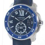 カルティエ Cartier カリブル ドゥ ダイバー WSCA0010メンズ腕時計 ステンレス 中古 A品