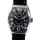 フランクミュラー FRANCKMULLER トノーカーベックス 8880SCDTメンズ腕時計 ステンレス 中古 A品