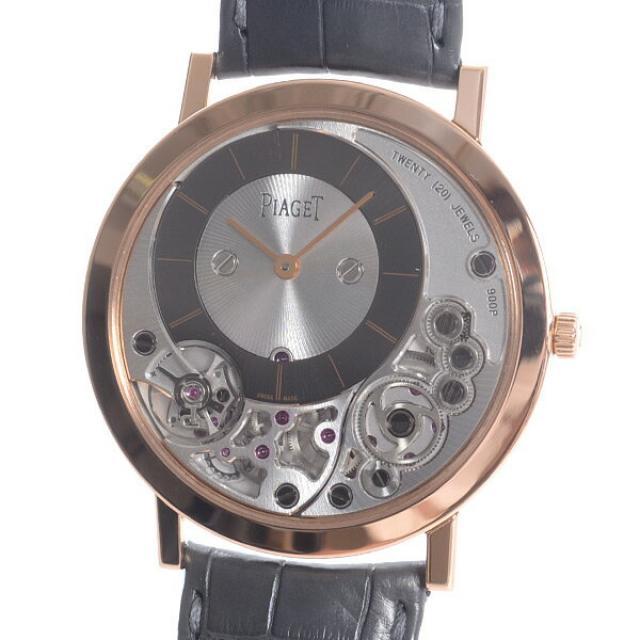 ピアジェ PIAGET アルティプラノ GOA39110メンズ腕時計 ピンクゴールド 中古 A品