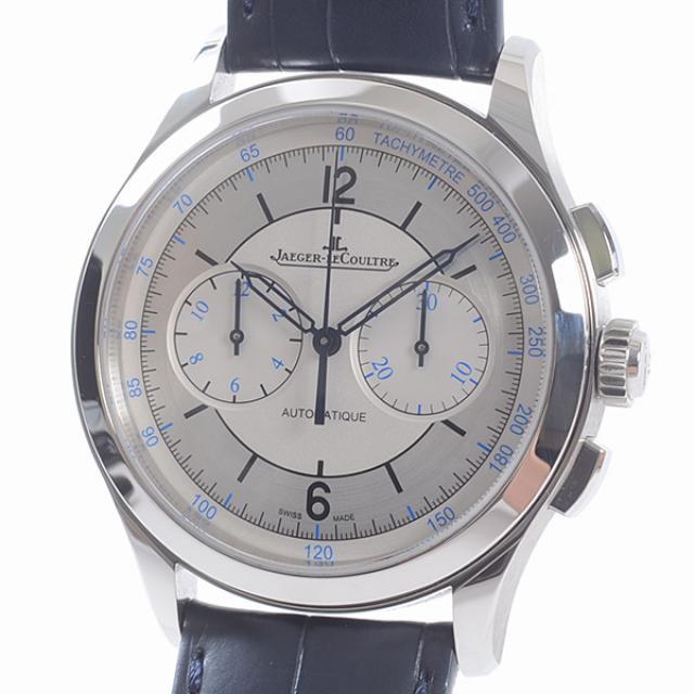 ジャガールクルト Jaeger-LeCoultre マスター クロノグラフ Q1538530メンズ腕時計 ステンレス 中古 A品