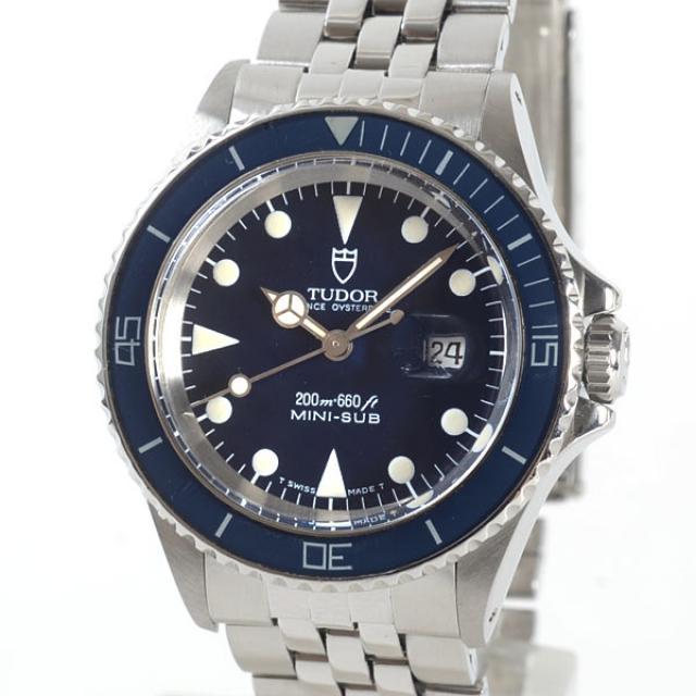 チュードル TUDOR ミニサブ 73090メンズ腕時計 ステンレス 中古 A品