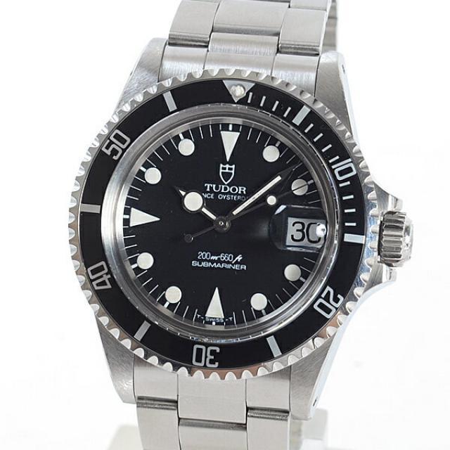 チュードル TUDOR サブマリーナ 76100メンズ腕時計 ステンレス 中古 A品