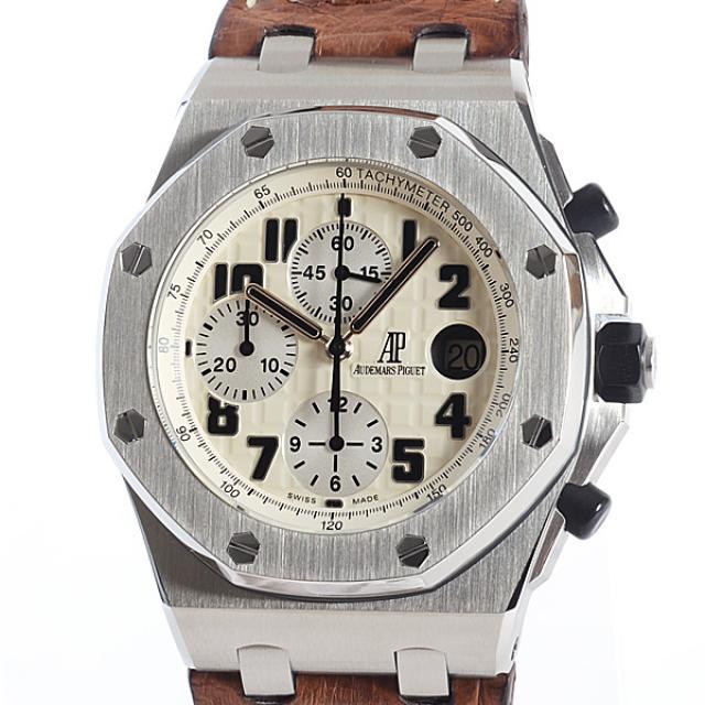 オーデマピゲ AUDEMARS PIGUET ロイヤルオークオフショア 26170ST.OO.D091CR.01メンズ腕時計 ステンレス 中古 A品