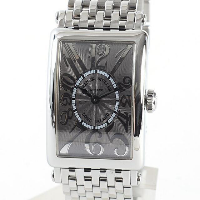 フランクミュラー FRANCKMULLER ロングアイランド 902QZ RELレディース腕時計 ステンレス 中古 A品