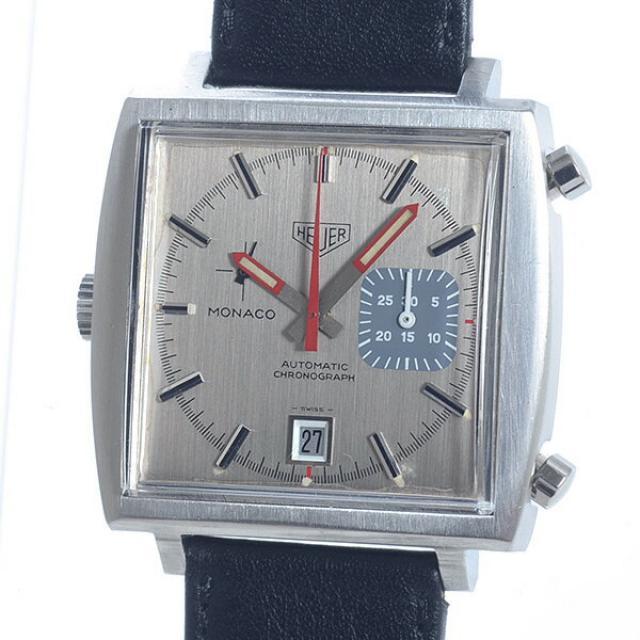タグホイヤー TAG Heuer モナコ 1533メンズ腕時計 ステンレス 中古 A品 36回ローン無金利