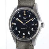 アイダブリュシー IWC マークXVIII トリビュート トゥマークXI IW327007メンズ腕時計 ステンレス 中古 A品