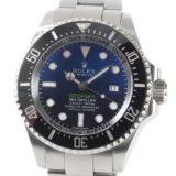 ロレックス ROLEX シードゥエラー ディープシー ディーブルー 116660 D-BLUEメンズ腕時計 ステンレス 中古 A品