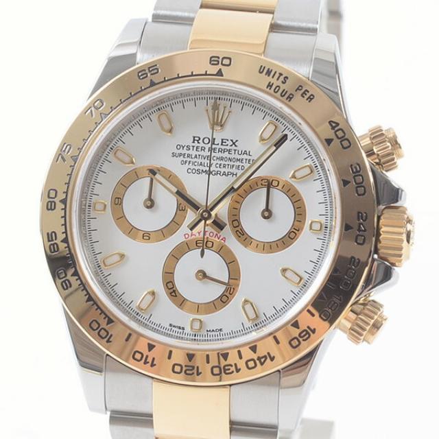uk availability 5692c 2f661 ロレックス ROLEX コスモグラフ デイトナ 116503メンズ腕時計 ...