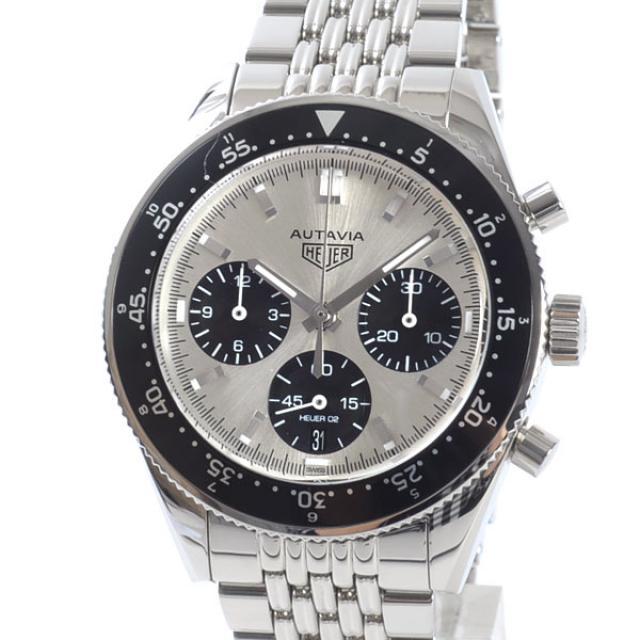 タグホイヤー TAG Heuer オータヴィア ホイヤー02 クロノグラフ CBE2111.BA0687メンズ腕時計 ステンレス 未使用品