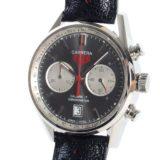 タグホイヤー TAG Heuer カレラ クロノグラフ キャリバー17 CV5110.FC6310メンズ腕時計 ステンレス 中古 A品