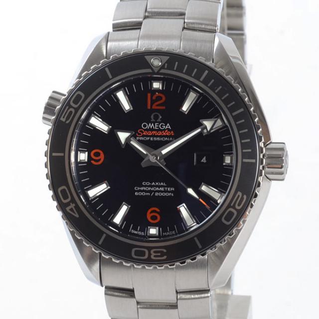 オメガ OMEGA シーマスター600プラネットオーシャン 232.30.38.20.01.002メンズ腕時計 ステンレス 未使用品