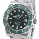 ロレックス ROLEX サブマリーナー デイト 116610LVメンズ腕時計 ステンレス 中古 A品